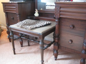Dressing Table Bench