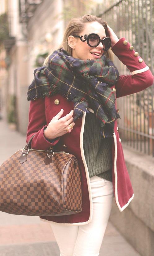 OversizedScarf